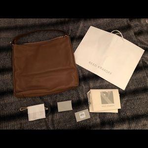NWT Reed Krakoff Krush Celtic Leather Hobo Bag